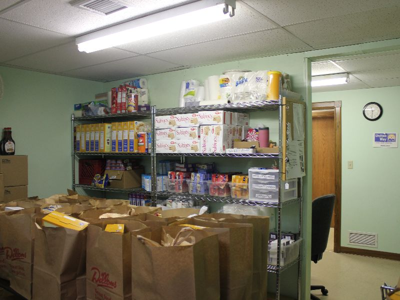 Food Pantry Grace United Methodist Church